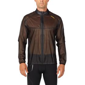 2XU M's GHST Membrane Jacket Black/Gold